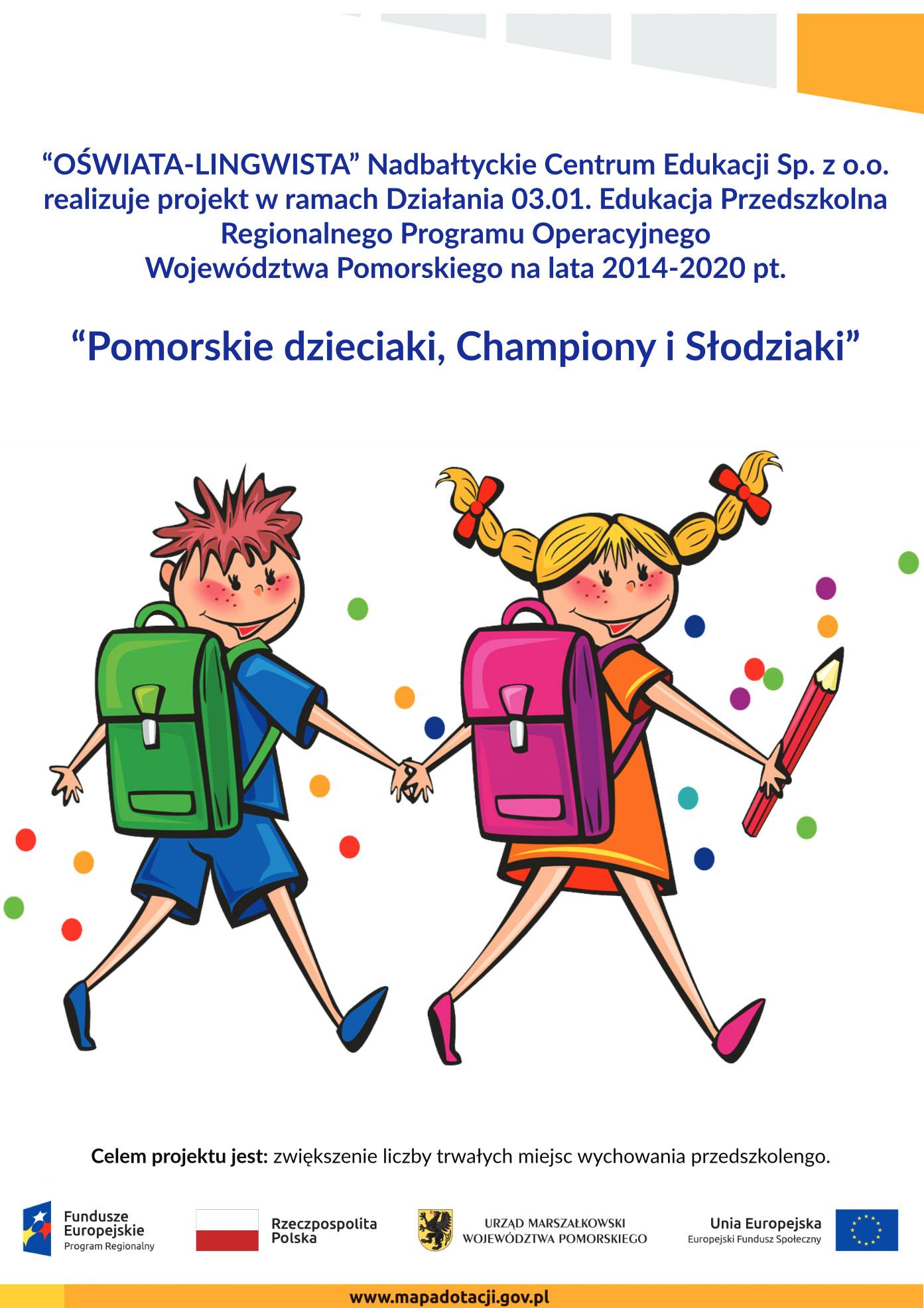 Działania 03 01 Edukacja przedszkolna